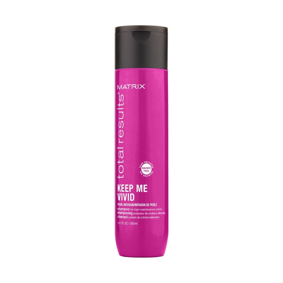 MATRIX Total Results Keep Me Vivid Shampoo 300ml - Szampon chroniący kolor