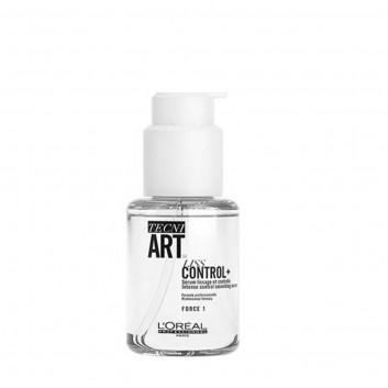 LOREAL Tecni Art Liss Control+ 50ml - Serum wygładzająco-dyscyplinujące