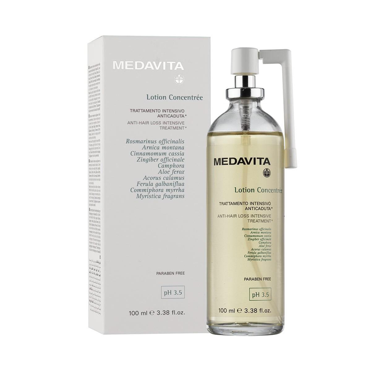 MEDAVITA LC Trattamento Intensivo Anticaduta 100ml - Tonik lotion przeciw wypadaniu włosów