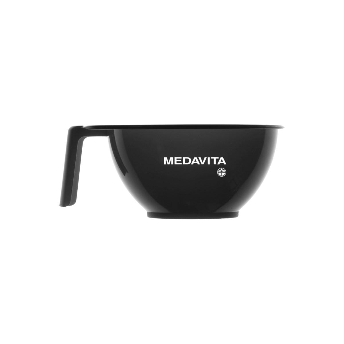 MEDAVITA Miseczka do koloryzacji plastikowa / Miseczka do farbowania włosów