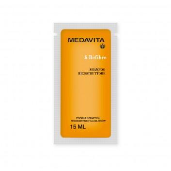 MEDAVITA szampon rekonstrukcja B-Refibre Shampoo Ricostruttore - Próbka 15ml