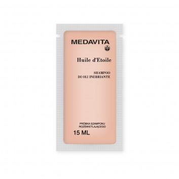 MEDAVITA szampon rozświetlający Huile d'Etoile Shampoo Di Oli Inebriante - Próbka 15ml