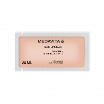 MEDAVITA maska Huile d'Etoile Maschera Di Oli Illuminante - Próbka 20ml