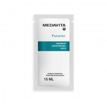 MEDAVITA szampon przeciwłupieżowy Puroxine  Shampoo Antiforfora Urto 15ml- próbka 15ml