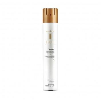 MEDAVITA Idol Satin Strong Shaper Dry Hair Spray 5 500ml - Lakier o ultra suchym wykończeniu (mocny)