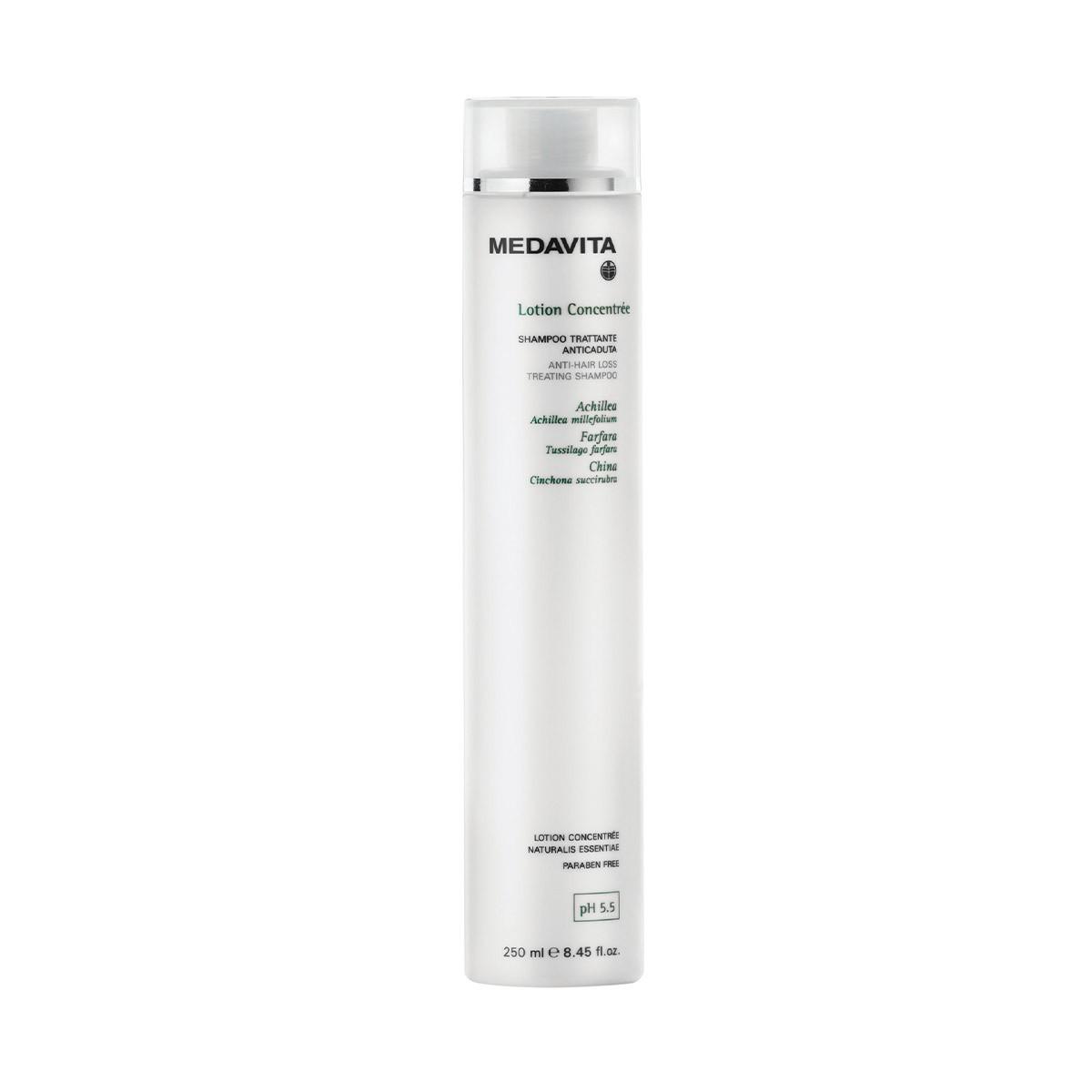 MEDAVITA LC Shampoo Trattante Anticaduta 250ml - Szampon przeciw wypadaniu włosów