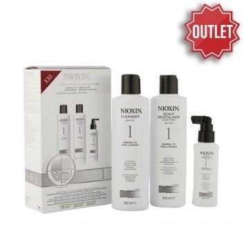 Kosmetyki do włosów - NIOXIN