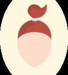 Jaka fryzura do kształtu twarzy - twarz owalna