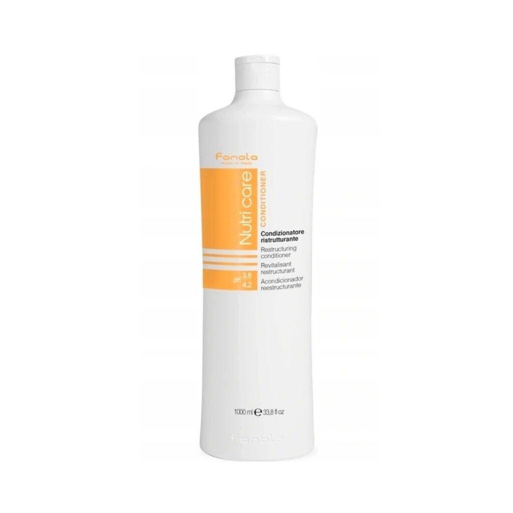 FANOLA Nutri Care Restructuring Conditioner 1000ml - Odżywka odbudowująca do włosów