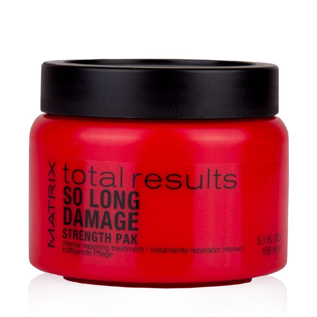 MATRIX Total Results So Long Damage Treatment 150ml - Maska odbudowująca do włosów zniszczonych
