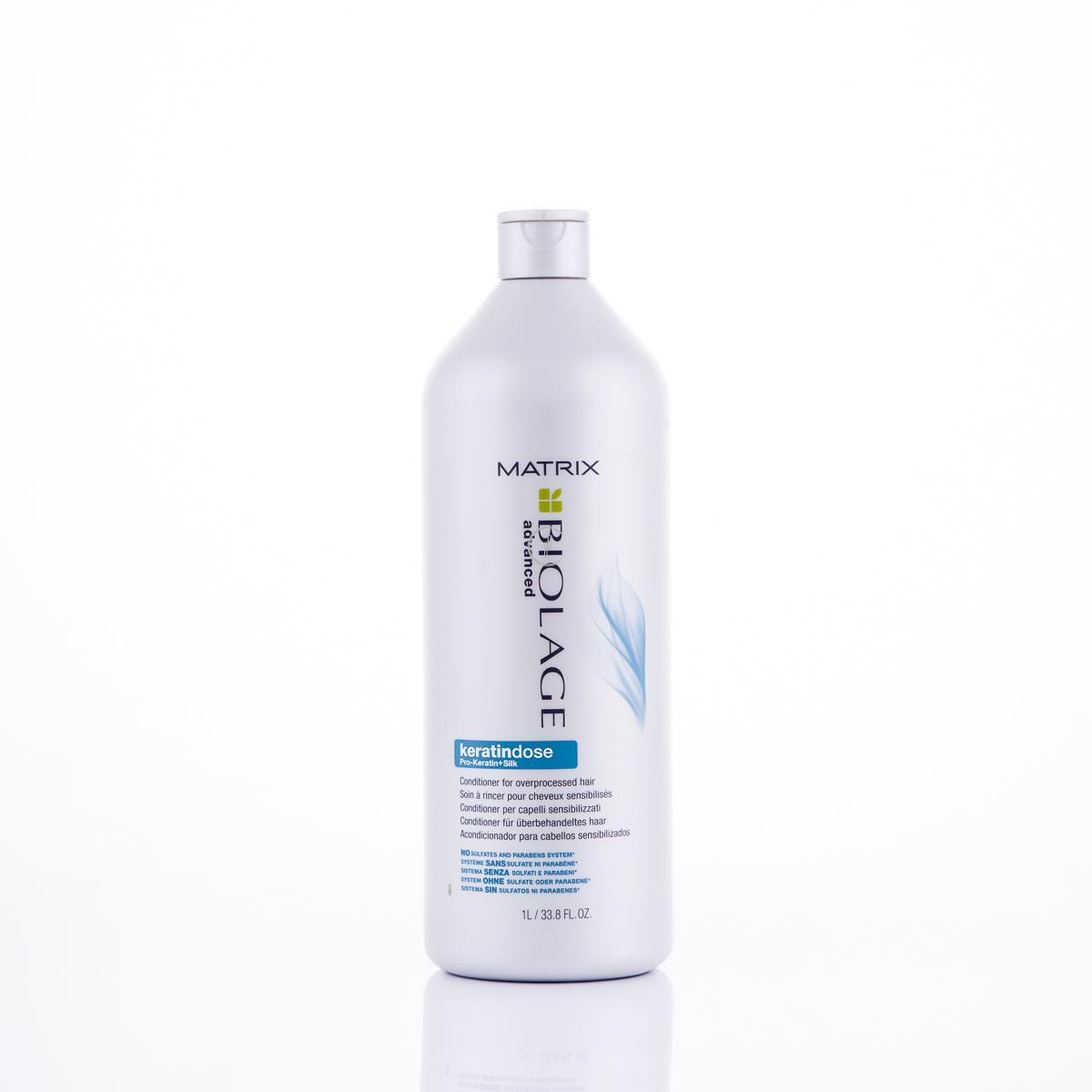Keratindose Conditioner - Odżywka odbudowująca do włosów uwrażliwionych