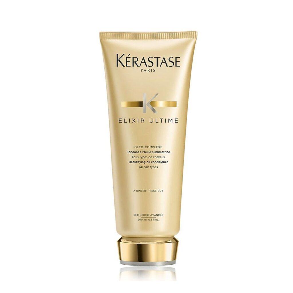 KERASTASE Elixir Ultime Le Fondant Beautifying Oil Conditioner 200ml - Odżywka do włosów na bazie szlachetnych olejków