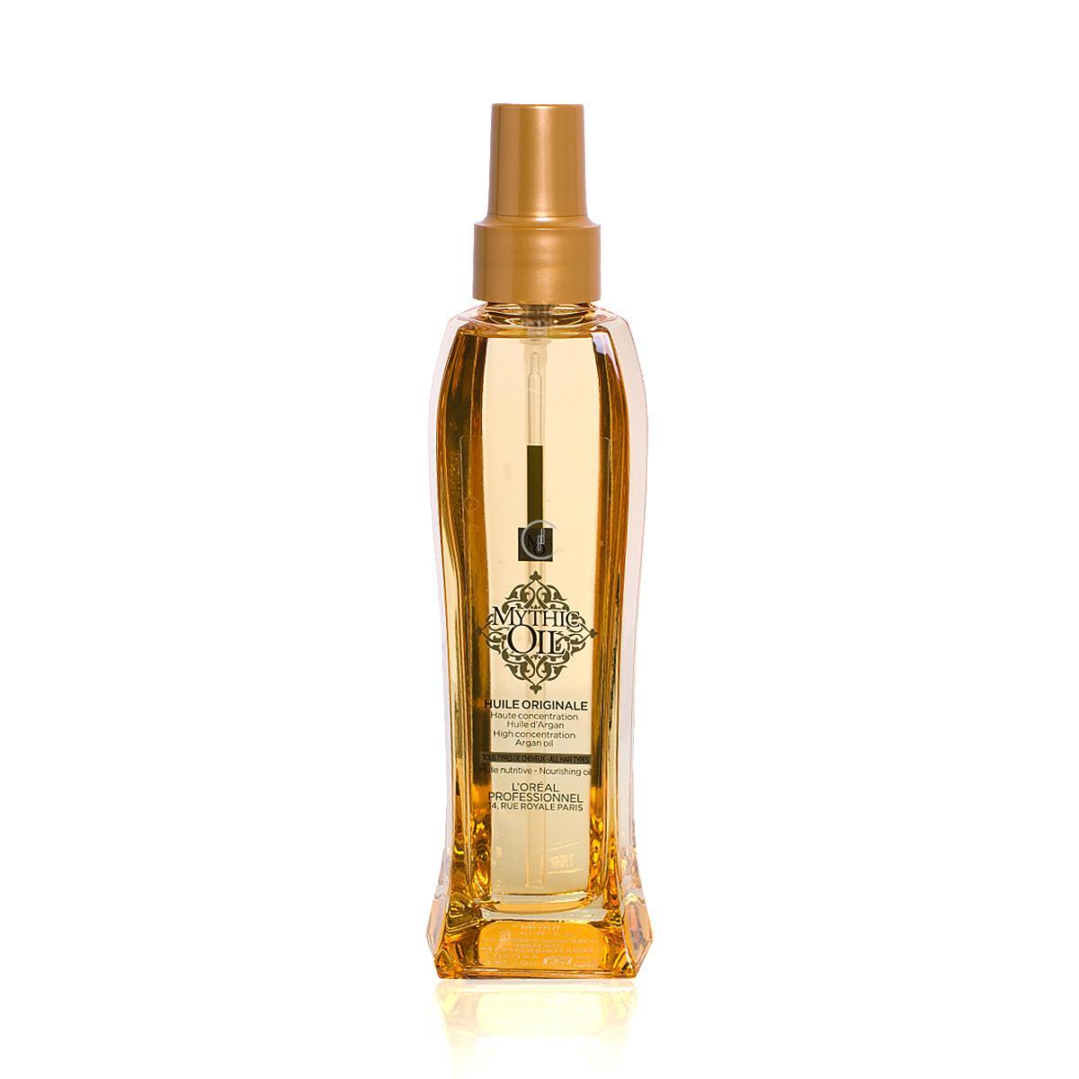 Nawilżający olejek do każdego rodzaju włosów