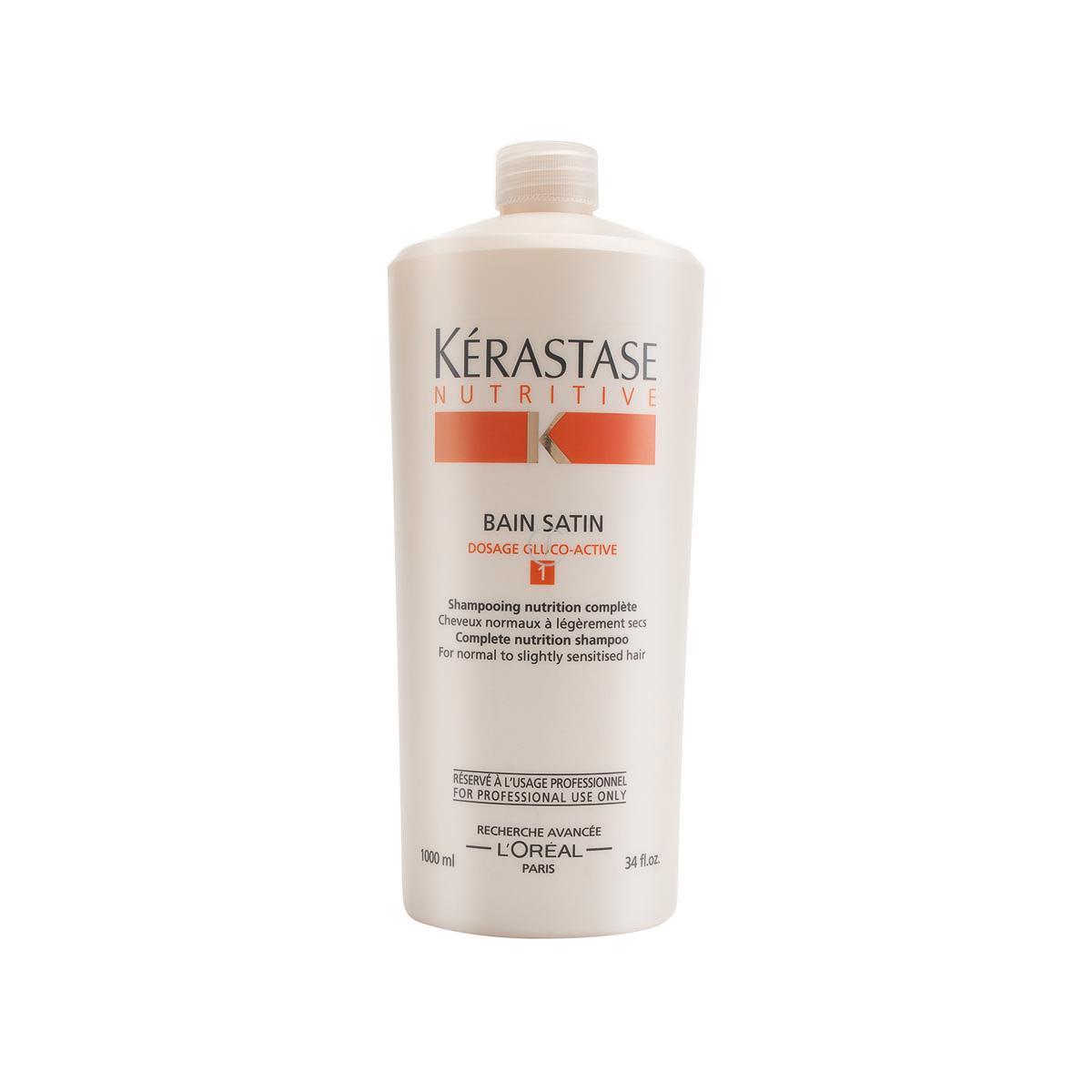 Kąpiel odżywcza do włosów lekko suchych i uwrażliwionych