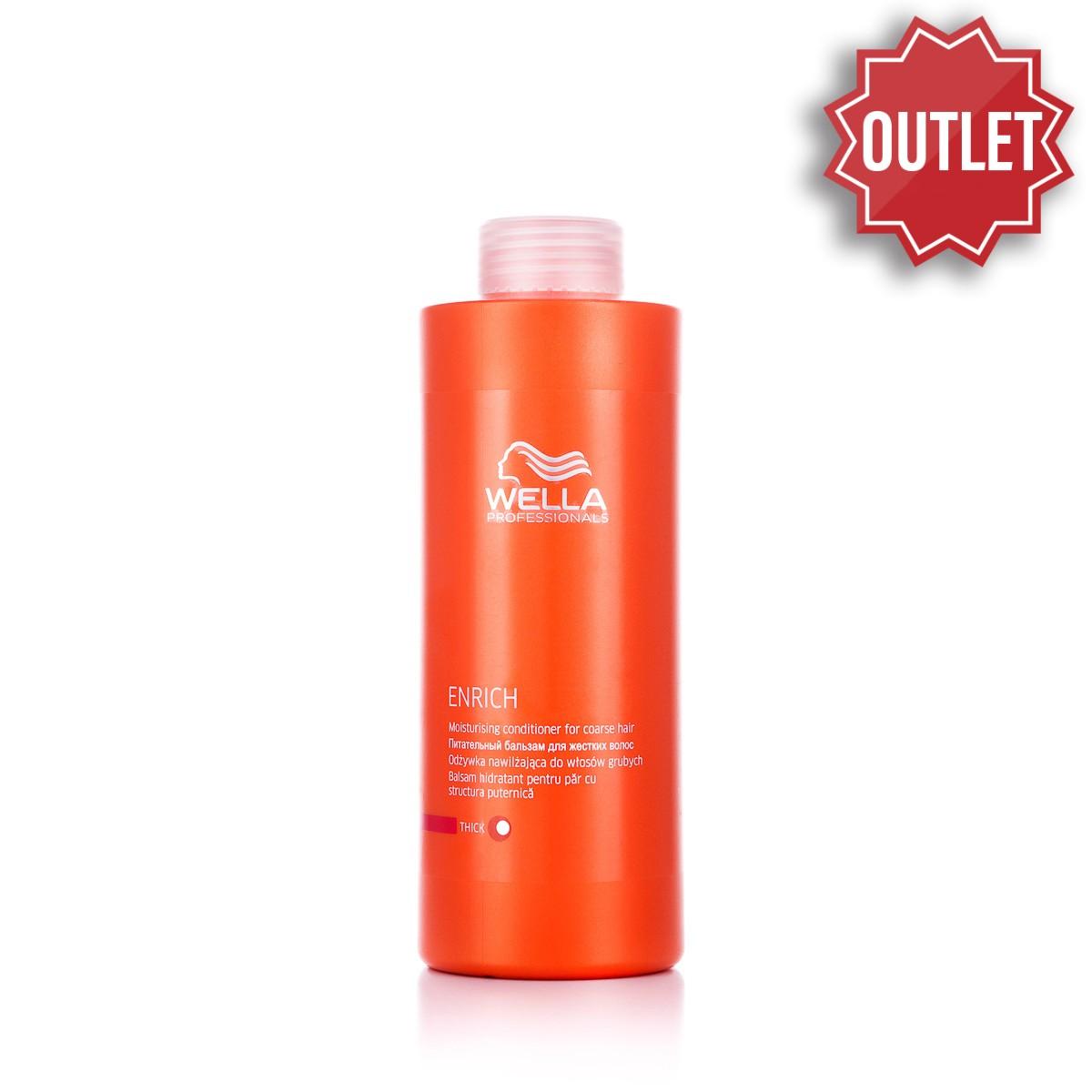 Odżywka nawilżająca do włosów grubych (OUTLET)