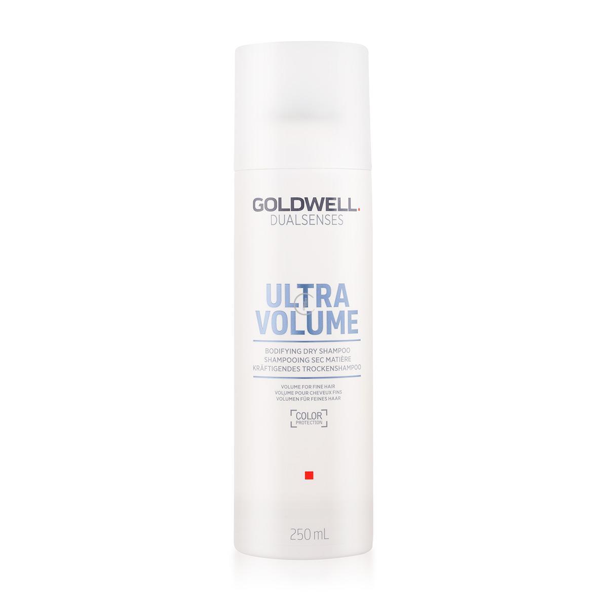Suchy szampon zwiększający objętość