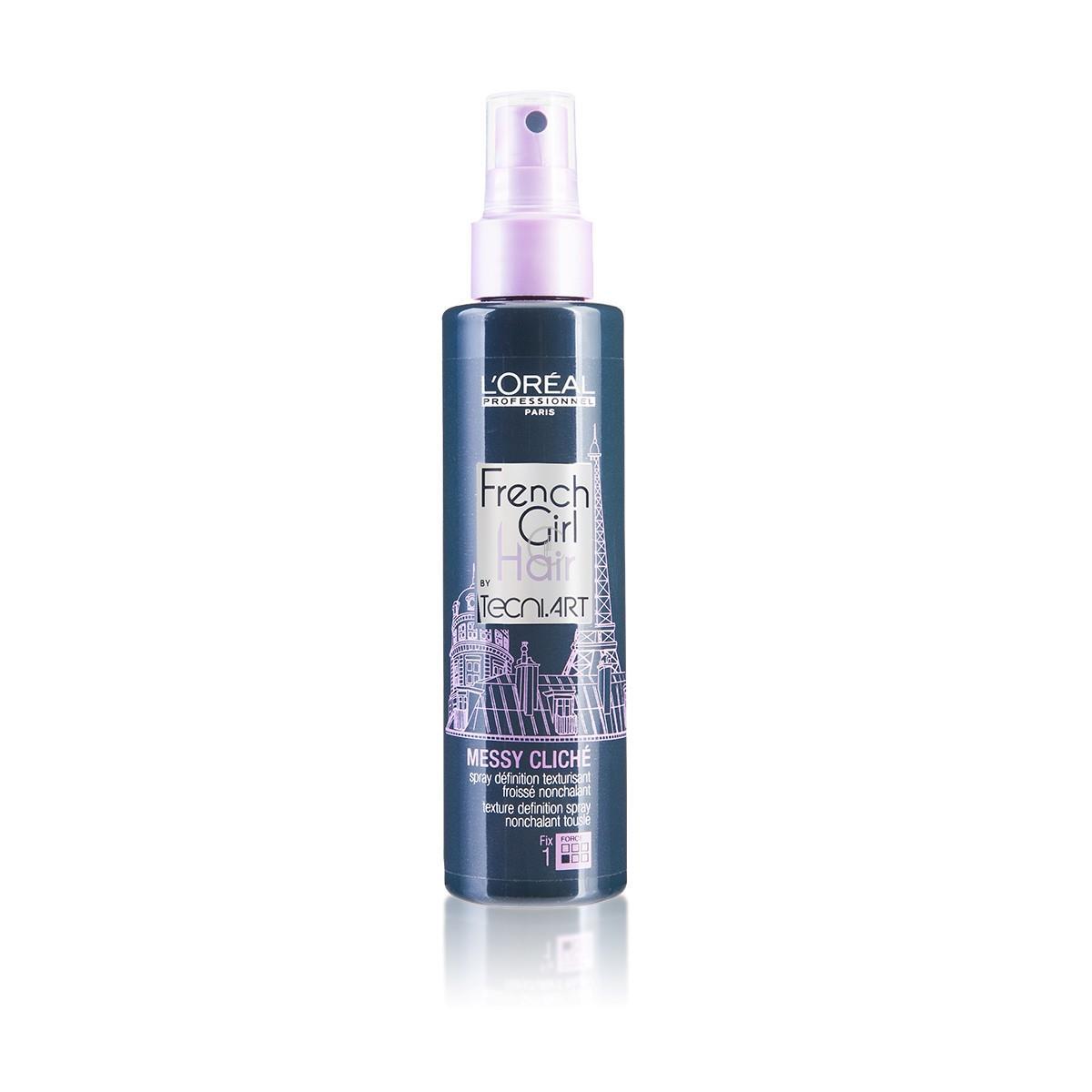 Teksturyzujący spray do włosów