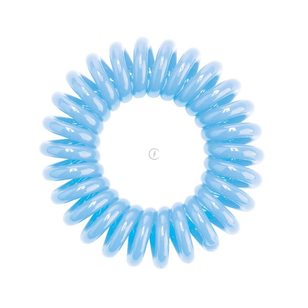 Gumka do włosów jasnoniebieska 1 szt.