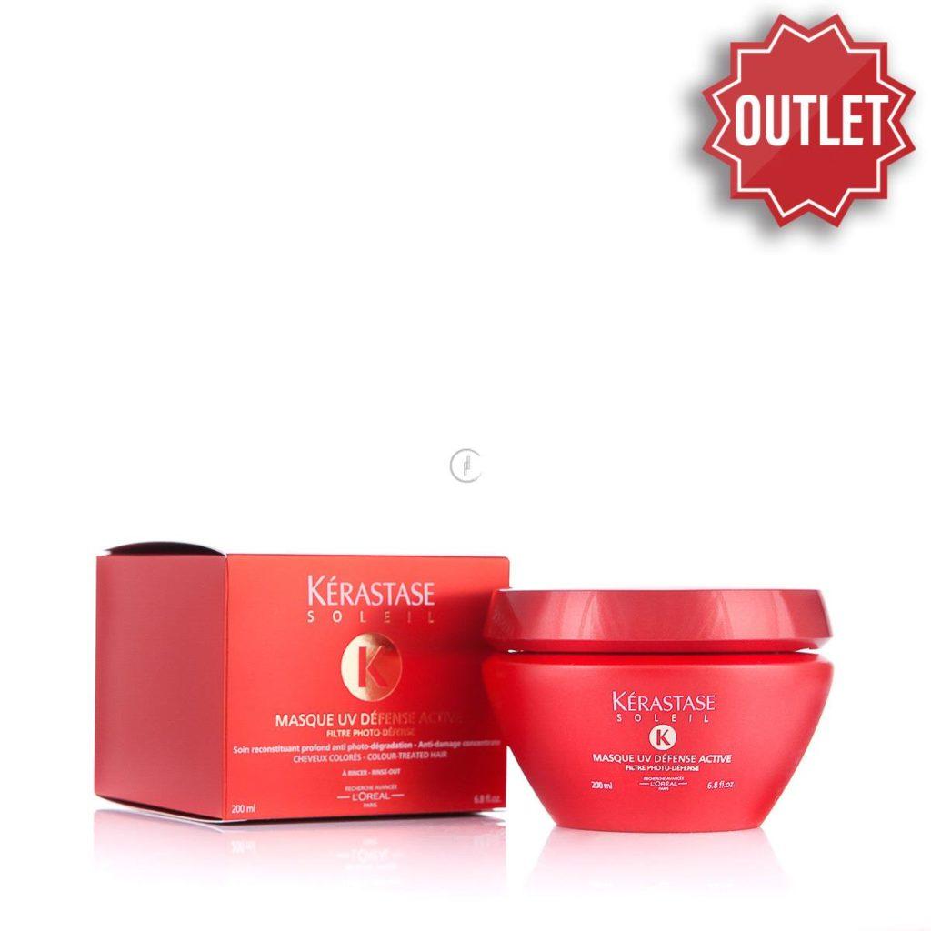 Maska aktywna ochrona UV do włosów koloryzowanych (OUTLET)