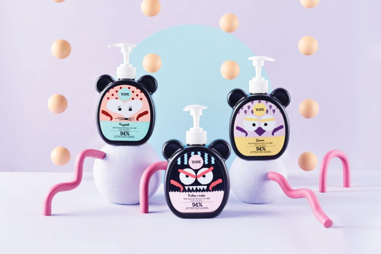 Kosmetyki dla dzieci YOPE