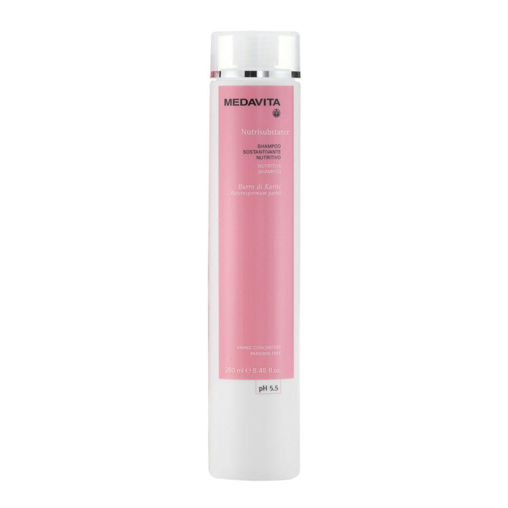 MEDAVITA Nutrisubstance - Szampon odżywiający i nawilżający włosy