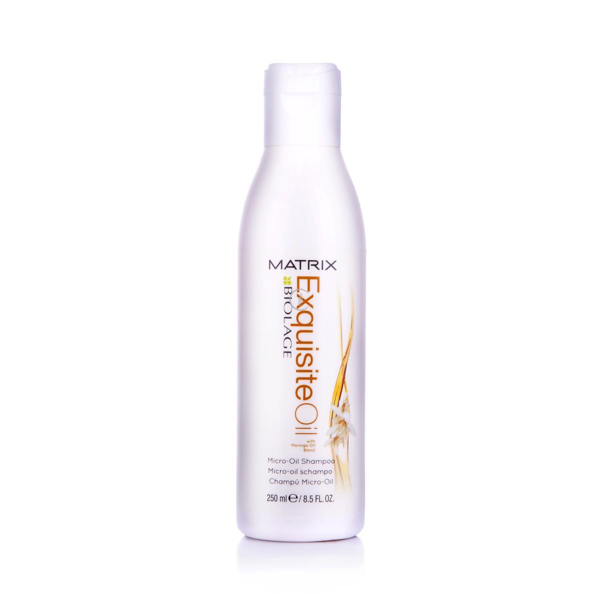 BIOLAGE Exquisite Oil Shampoo 250ml - Szampon na bazie olejków orientalnych