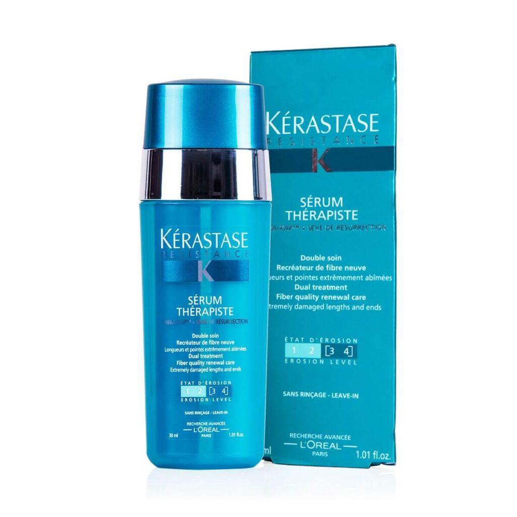 KERASTASE Resistance 3-4 Serum Therapiste 30ml - Serum dwufazowe do włosów bardzo zniszczonych