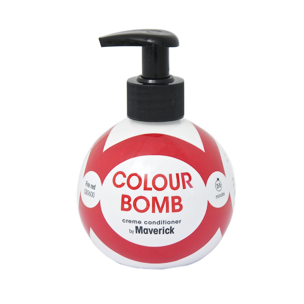 MAVERICK Colour Bomb Creme Conditoner 250ml - Odżywka koloryzująca (różne odcienie)