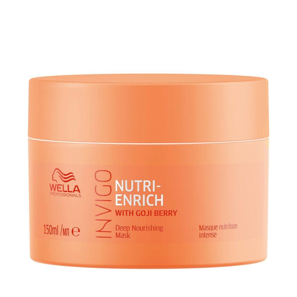 WELLA Invigo Nutri-Enrich Deep Nourishing Mask 150ml - Maska do włosów suchych