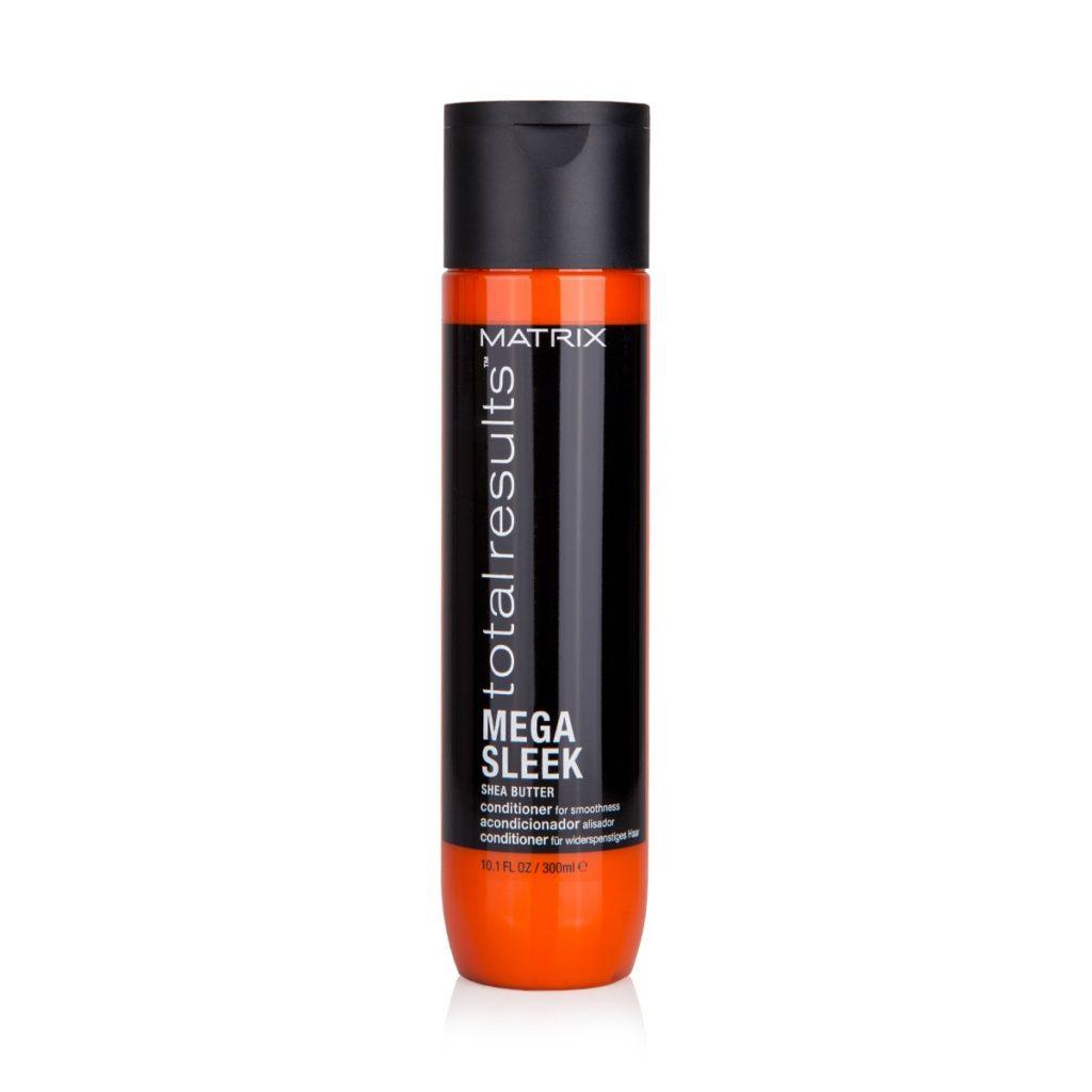 MATRIX Total Results Mega Sleek Conditioner 300ml - Odżywka wygładzająca do włosów zniszczonych i niezdyscyplinowanych