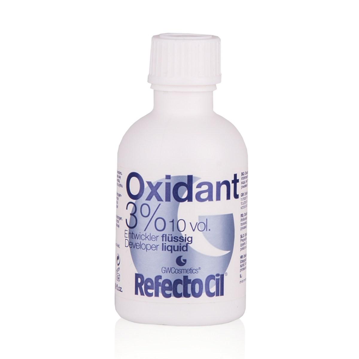 Woda utleniona 3% do henny RefectoCil