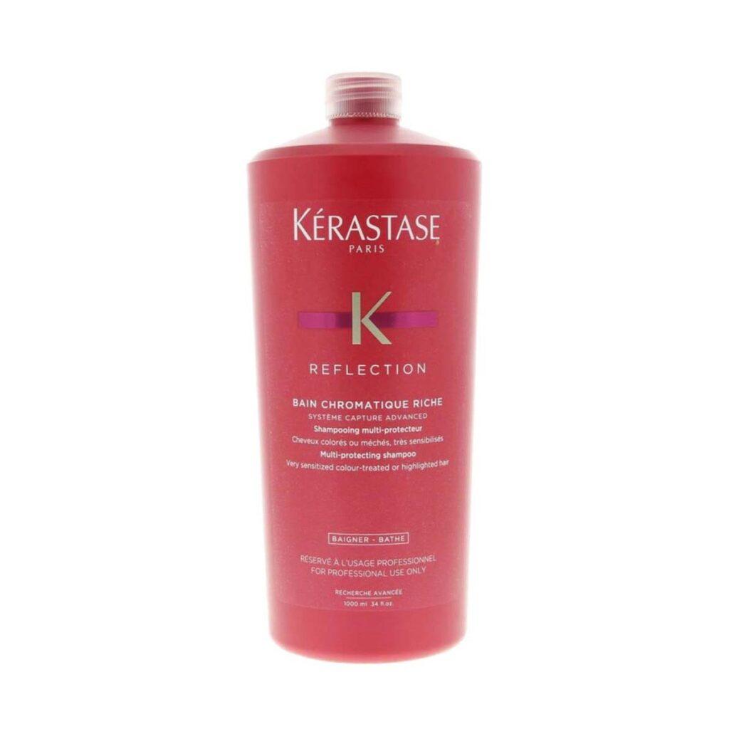KERASTASE Reflection Bain Chromatique Riche 1000 ml - Kąpiel do włosów uwrażliwionych, farbowanych lub z pasemkami
