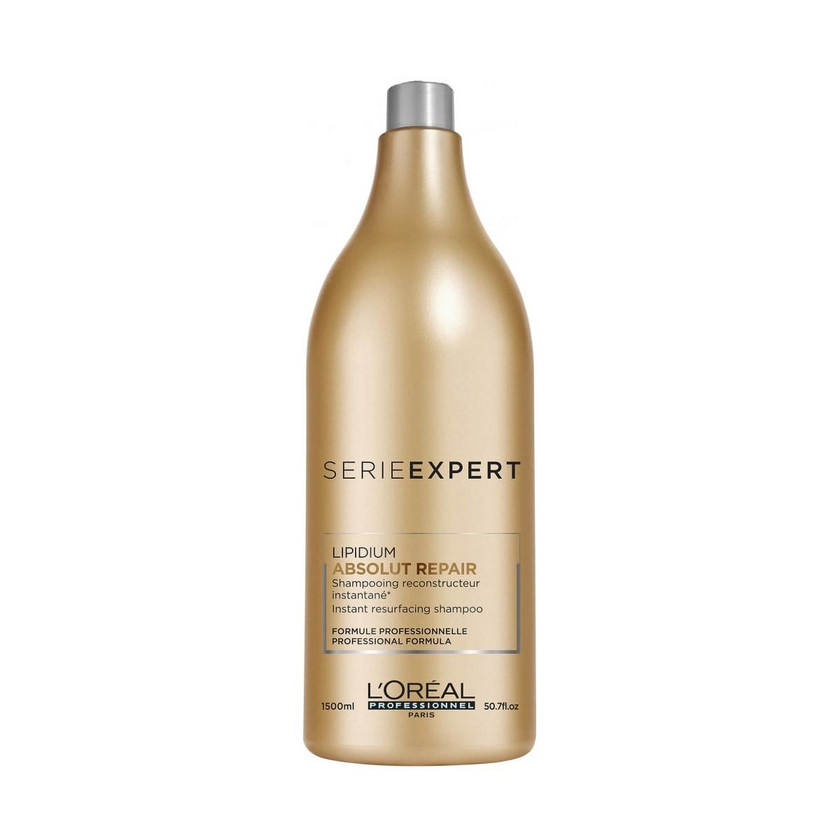 Szampon regenerujący włosy bardzo uwrażliwione