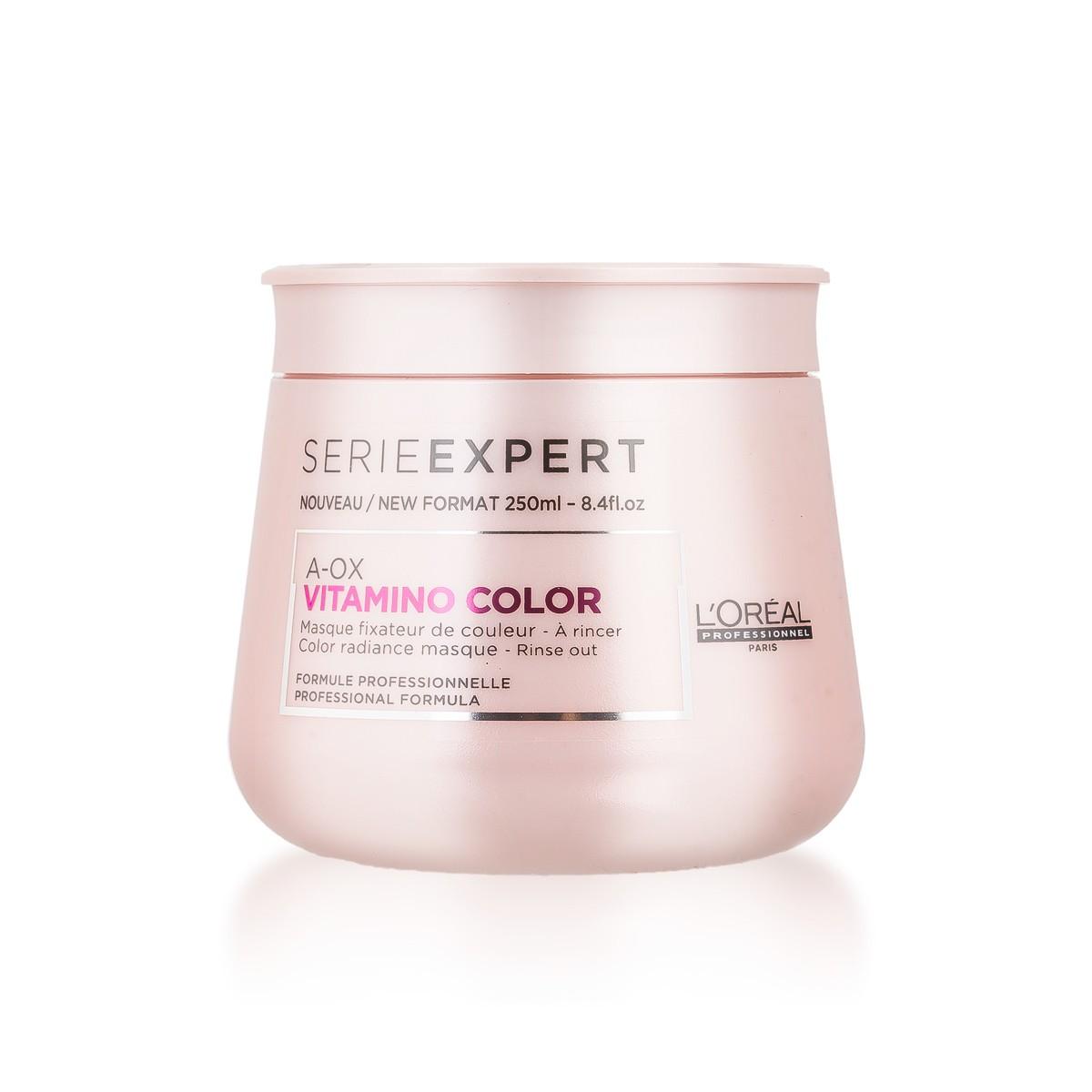 Maska żel do włosów koloryzowanych