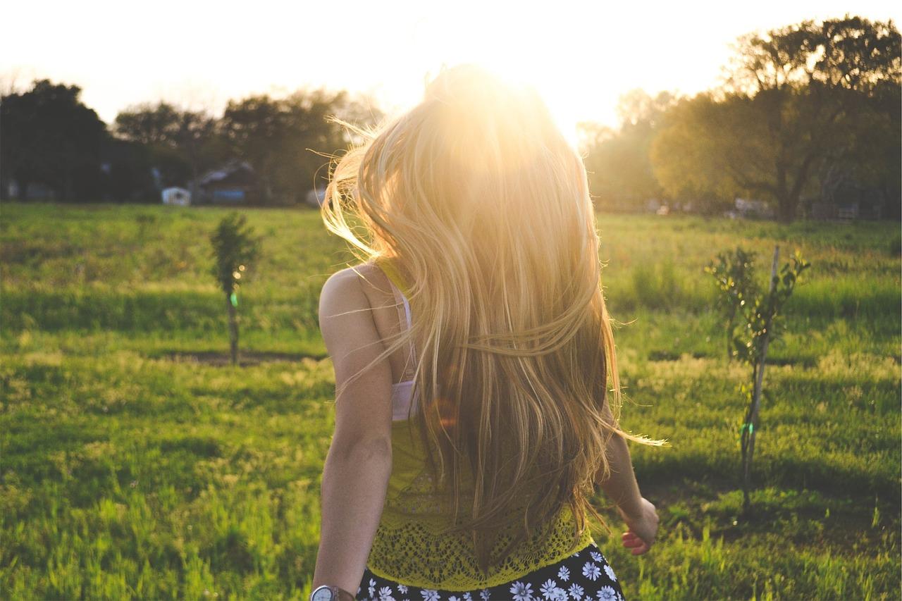 efekt laminowanie włosów