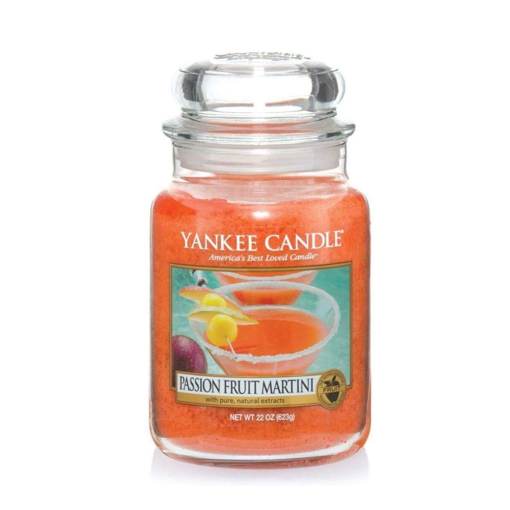 Świeca zapachowa (słoik duży)