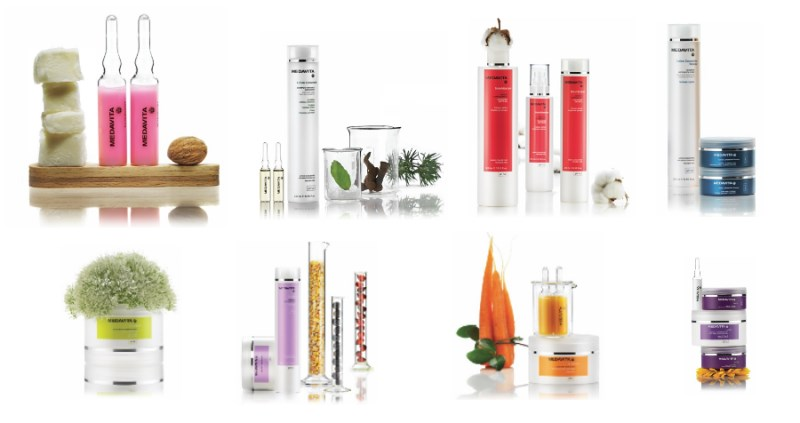 MEDAVITA Profesjonalne kosmetyki do włosów