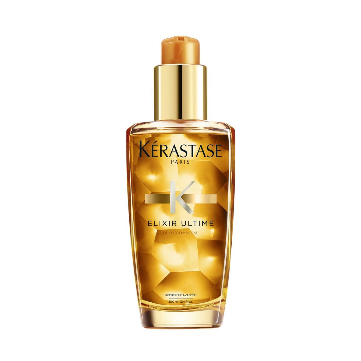 KERASTASE Elixir Ultime 100ml - Olejek pielęgnacyjny do wszystkich rodzajów włosów