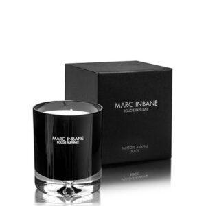 MARC INBANE Bougie Parfumée Pasteque Ananas Black - Świeca zapachowa