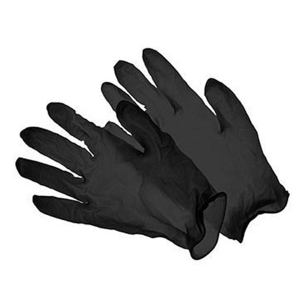 MEDAVITA Guanti Nitrile Medavitax 100PZ M (7-7 1/2) - Rękawiczki nitrylowe ochronne