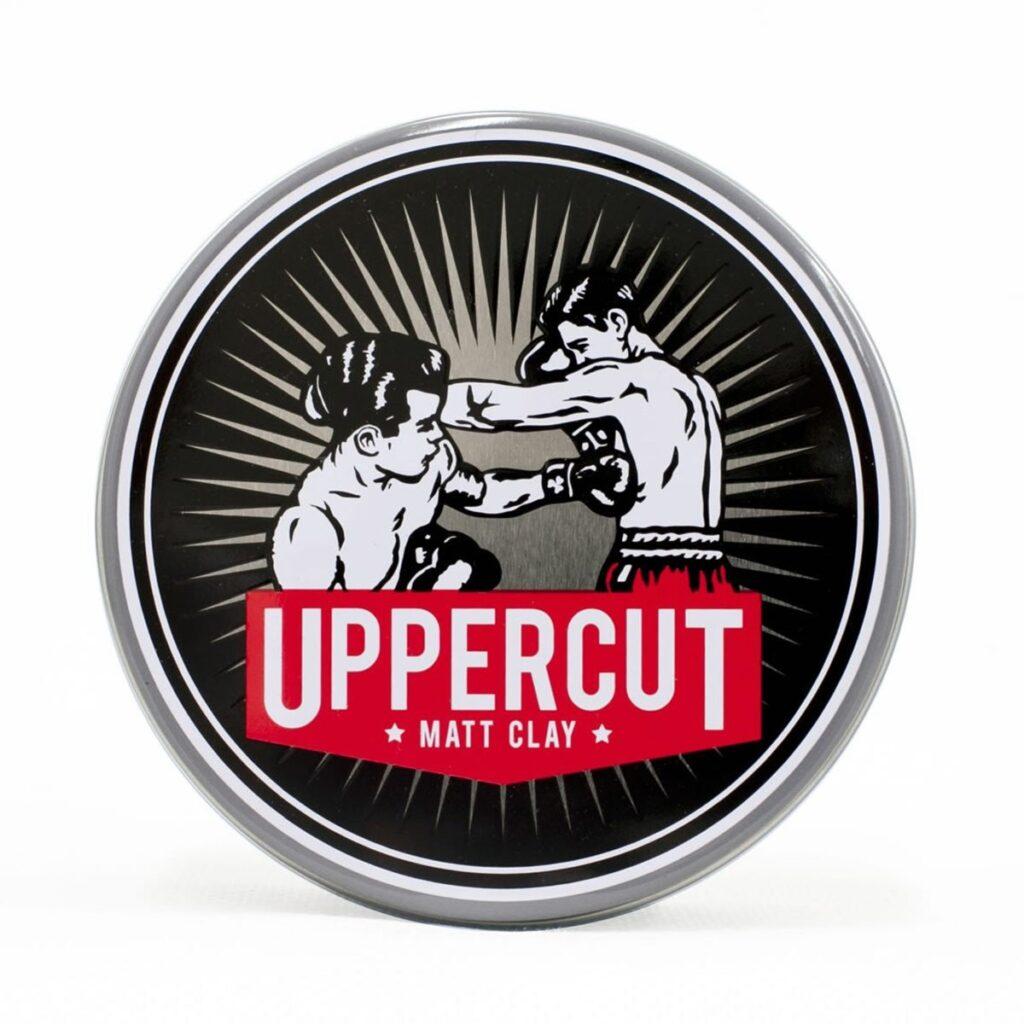 UPPERCUT DELUXE Matt Clay 60g - Matowa pasta do włosów dla mężczyzn