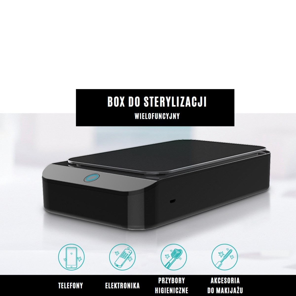 Wielofunkcyjny box do sterylizacji