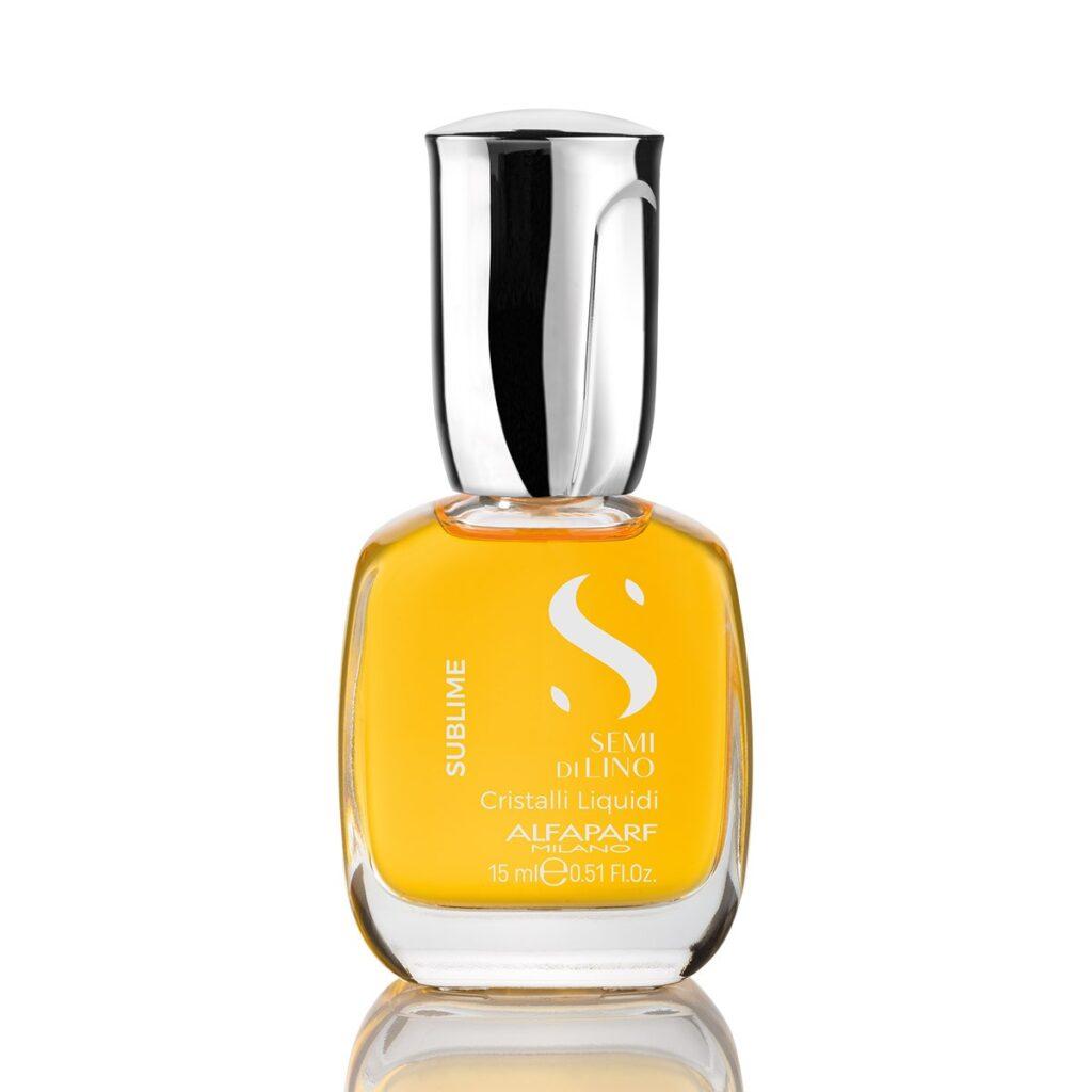 ALFAPARF Sublime Cristalli Liquidi Original 15ml - Płynne kryształki do wszystkich rodzajów włosów