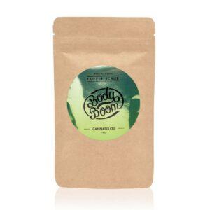 BODY BOOM Peeling Kawowy 100g - Konopia