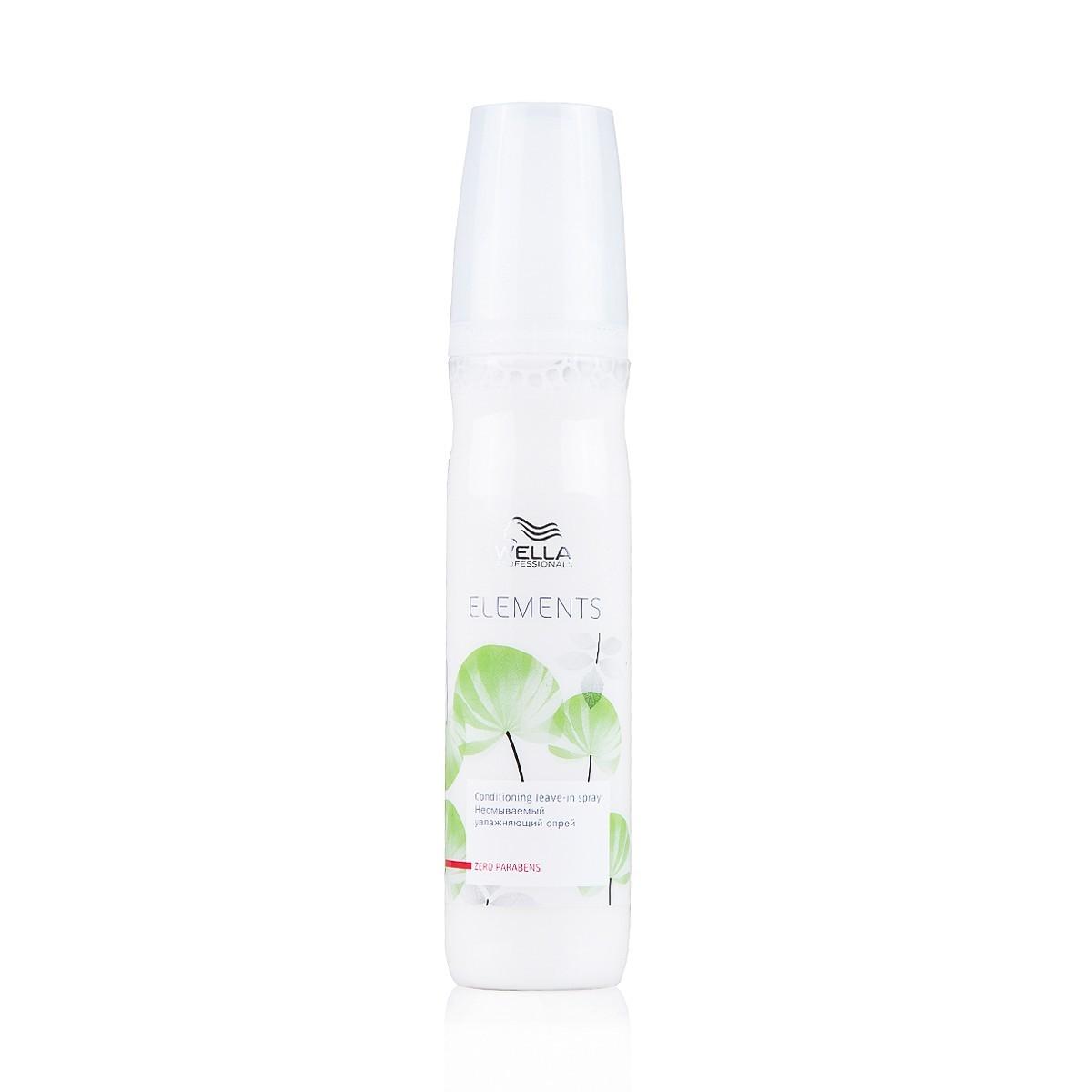 WELLA Elements Conditioning Leave-in Spray 150ml - Odżywka w sprayu bez spłukiwania