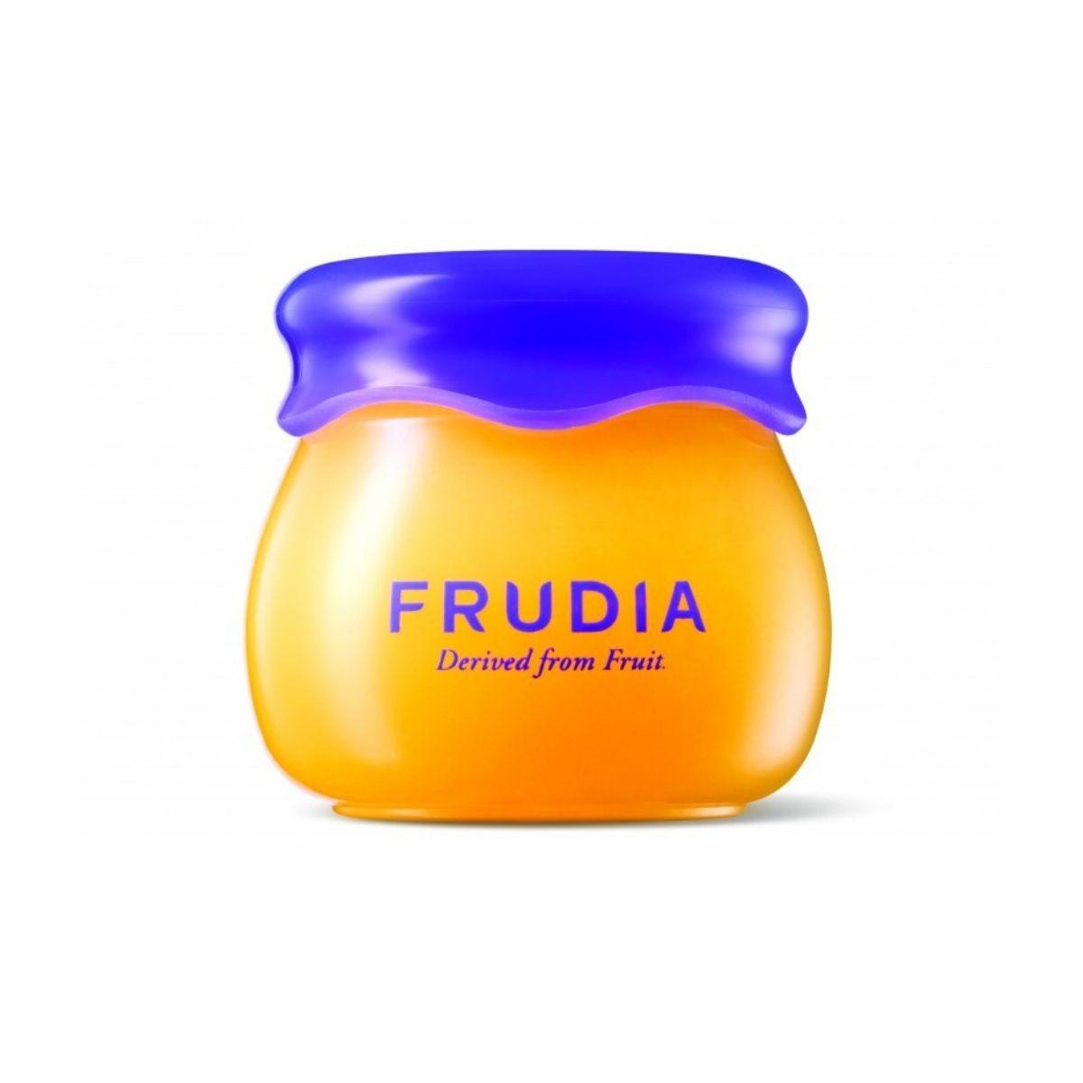 FRUDIA Blueberry Hydrating Honey Lipbalm 10ml - Odżywczy balsam do ust z miodem i ekstraktem z jagód