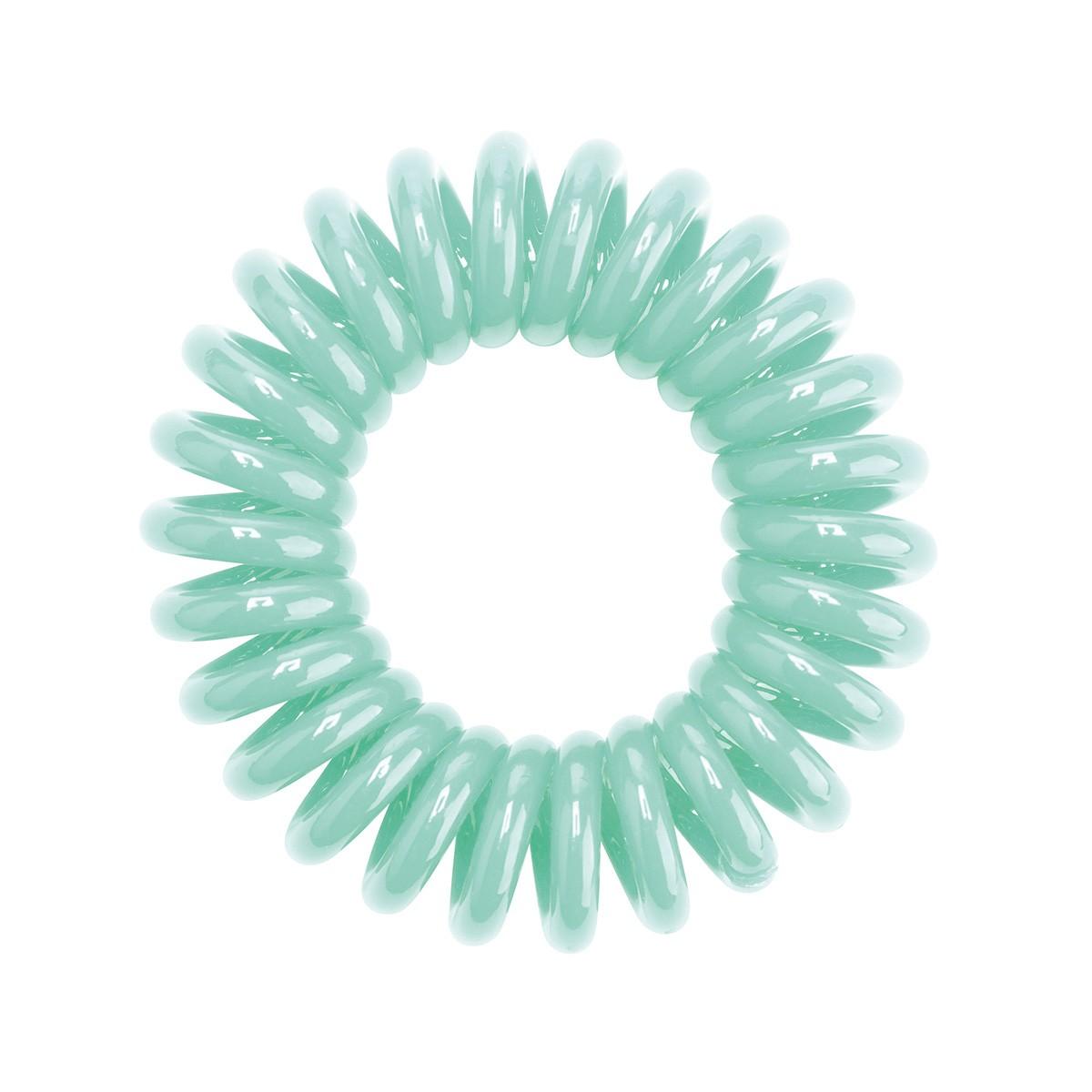 HH SIMONSEN Hair Cuddles Turquoise - Gumka do włosów turkusowa 1 szt.