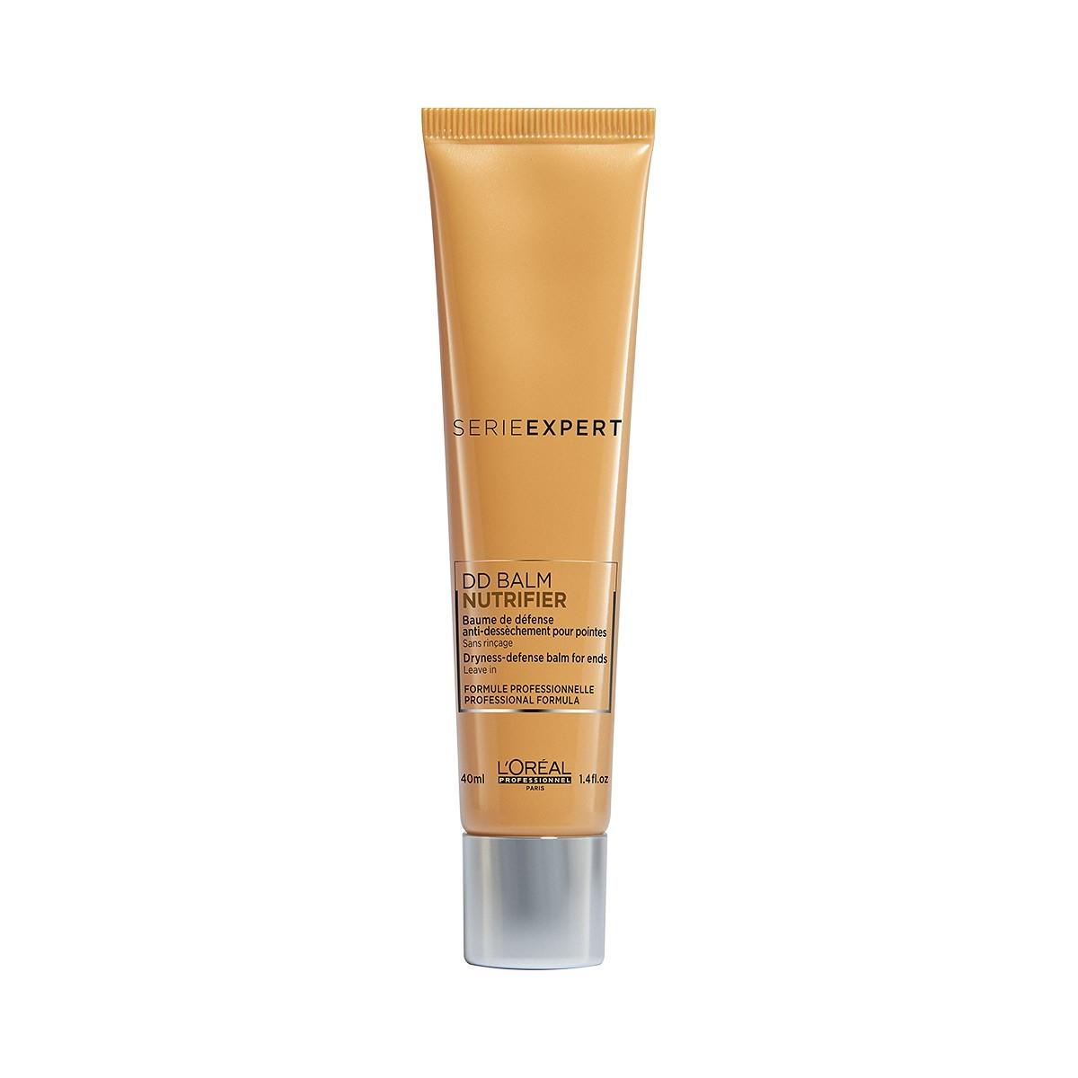 LOREAL Nutrifier Glycerol + Coco Oil DD Balm 40ml - Balsam do końcówek włosów suchych lub przesuszonych