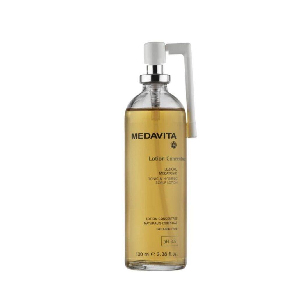 MEDAVITA LC Lozione Medatonic 100ml - Tonik lotion stymulujący, zapobiegający wypadaniu włosów