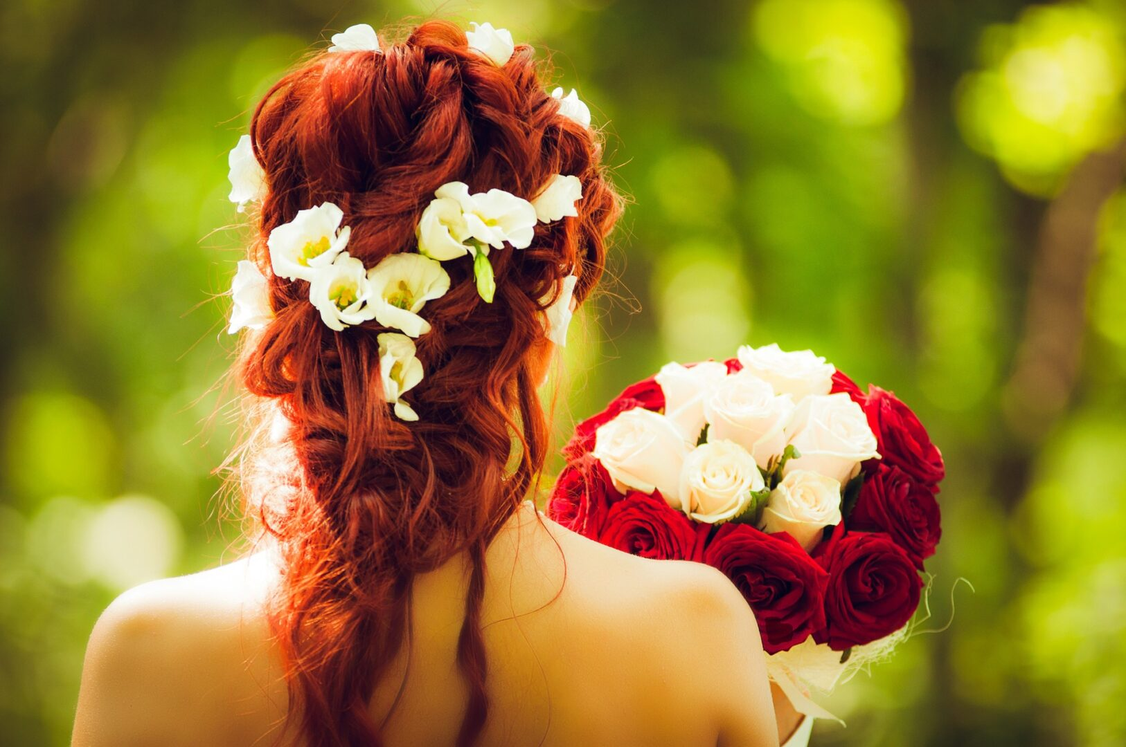 Włosy przed ślubem – czy wiesz, jak o nie zadbać?